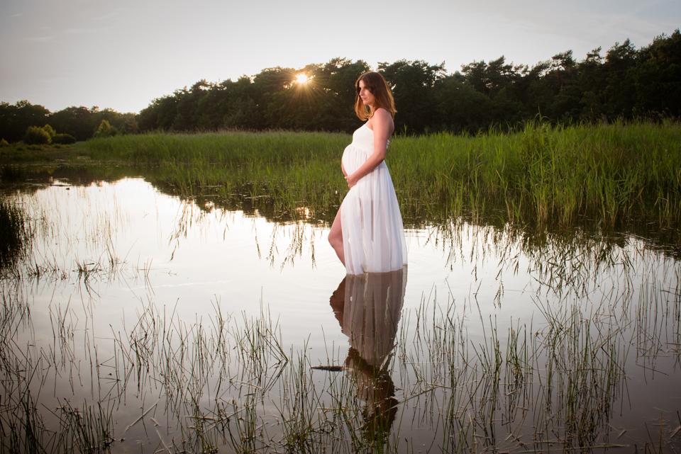 zwanger, footshoot
